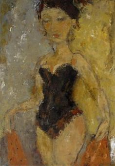 CHARMING by Svetlana Kurmaz, oil on canvas, 65x45cm, 2010.  © Svetlana Kurmaz Russian Art, Oil On Canvas, Charmed, Artist, Painting, Painted Canvas, Painting Art, Paintings, Oil Paintings