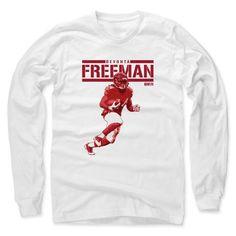 Devonta Freeman Play R Football Shop, Chicago Football, Devonta Freeman, Brandon Marshall, Fall Months, Graphic Sweatshirt, T Shirt, Sweatshirts, Long Sleeve
