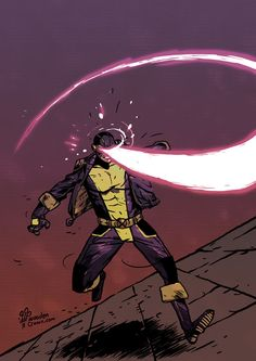 Cyclops - Michael Dialynas