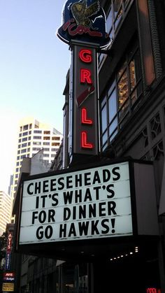 5th Ave in Seattle... too funny!! - Roxanne Buell