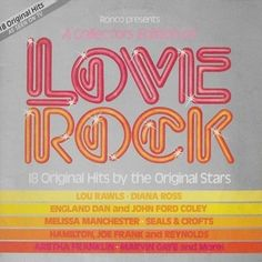 Various - Love Rock: buy LP, Comp at Discogs