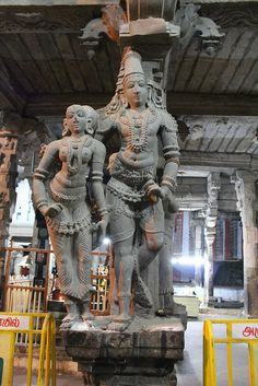 In Shiva Temple 7