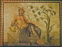 God of the Euphrates, Zeugma, Turkey