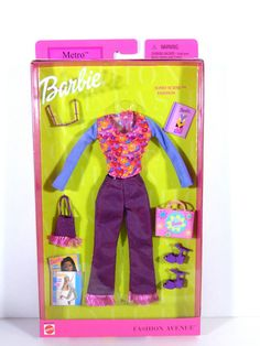 Barbie Fashion Avenue Ensemble Lunch in the Garden #24201 NEW
