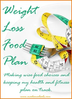 Weight Loss Food Plan Secrets and Tips on Making Wise Food Choices http://madamedeals.com/weight-loss-food-plan/ #weightloss #inspireothers