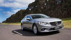 Mazda 6 Touring Sedan - Winner Medium Car Under $50,000 | Australia's Best Cars 2013