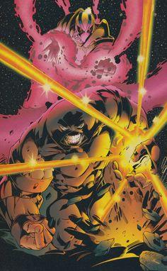 Ultraverse/Marvel Crossover: Prototype & Juggernaut - Jeff Matsuda