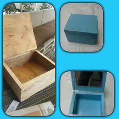 Κουτι αποθηκευσης με καθρεφτη