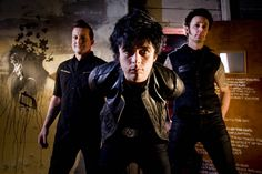 My boys of Green Day