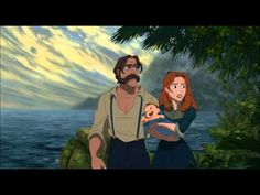 Tarzan °°Entre deux mondes°° français-french - YouTube