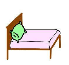 Resultado de imagem para cama desenho