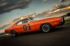 Survival Muscle - The General Lee - The Hidden Survival Muscle In Your Body Missed By Modern Physicians That Keep Millions Of Men And Women Defeated By Pain, Frustrated With Belly Fat, And Struggling To Feel Energized Every Day Classic Hot Rod, Old Classic Cars, My Dream Car, Dream Cars, Dodge Cummins Diesel, Dukes Of Hazard, 80 Tv Shows, Custom Chevy Trucks, Muscles In Your Body