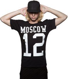 PIZ12 t-shirt MOSCOW