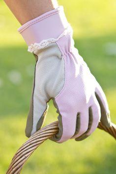 Gardening Glove, such a pretty glove! www.GardenGloveUSA.com