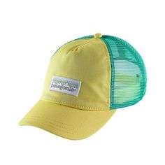 Patagonia Women s Pastel P-6 Label Layback Trucker Hat e496ee6ef7fd