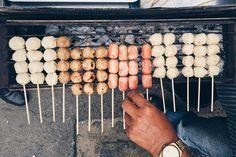 Grill meat balls (ลูกชิ้นปิ้ง) #gastronaughty #food #foodphography #phography…