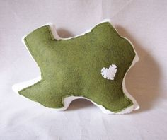 for the proud dweller: state pillow - $52