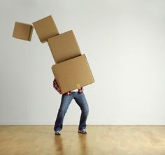 65 Things to Trash Before You Move Across Country #moving #save