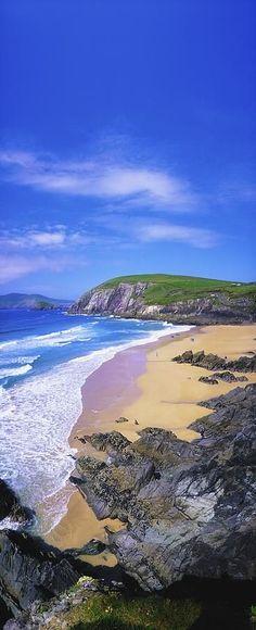 Coumeenoole Beach, Dingle Peninsula, County Kerry, Ireland