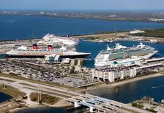 Port Canaveral Orlando Fl