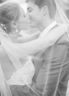 Best Under the Wedding Veil Shots - Mon Cheri Bridals