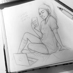 Mood   #sketch #fashionsketch #fashiondrawing #fashionillustration #drawing #illustration #art #artist #fashionable #nataliamadej
