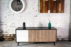 Credenza Industrial Fai Da Te : 33 best trends: industrial images home decor barn decorating kitchen