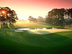 Augusta Golf Course, Georgia, USA