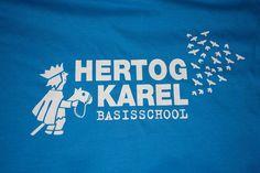 De opdruk voor BHK Hertog Karel North Face Logo, The North Face, Logos, T Shirt, Women, Supreme T Shirt, Tee, Women's, Logo