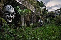 Abandoned amusement park - Taiwan