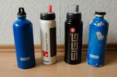 SIGG Trinkflaschen (Ausrüstung)