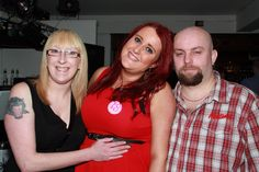 Nicky, Beth & me.  (me, my daughter and her mother!!) taken at my Daughters 18th birthday party