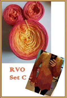 RVO Set C 6-Fädig