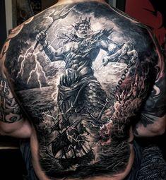 Love Tattoos, Picture Tattoos, Black Tattoos, New Tattoos, Tattoos For Guys, Real Tattoo, Big Tattoo, Tattoo Art, Chest Tattoo