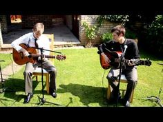 The Beatles Here Comes The Sun | Acoustic Cover by the Moon Loungers (with guitar tab) - YouTube