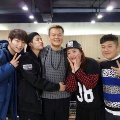 Roommate IG update with *whispers* JYP S2