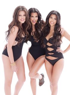 Kardashians | Khloe, Kim and Kourtney