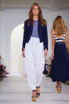 Ralph Lauren Ready To Wear Spring Summer 2016 New York - NOWFASHION