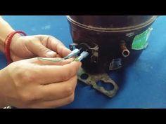 si no enfría tu equipo fácil solución - YouTube Hvac Tools, Power Engineering, Washing Machine Motor, Refrigeration And Air Conditioning, Hvac Repair, Power Supply Circuit, Split Ac, Electrical Installation, Circuit Diagram