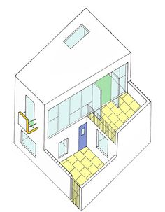 Baden Powell Close - Peter Barber Architects