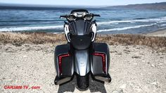 BMW Tourer Motorcycle Bagger Cruiser BMW 101 Concept RSD BMW TV Commerci...