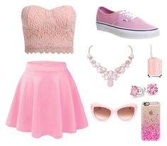 """Perfect pink"" by lexieloupt on Polyvore"