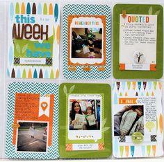 Sept 16 - Project Life - Scrapbook.com