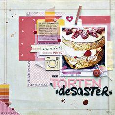 The cake desaster  - by nachtschwinge