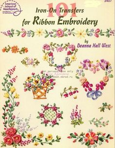 101 Transfers for Embroidery