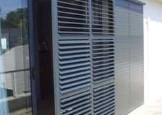The Aluvent adjustable blade shutters comprises of low maintenance aluminium louvre blades enclosed within an aluminium frame. Outside Window Shutters, American Shutters, Security Shutters, Roller Shutters, Wooden Shutters, Blade, Louvre, Windows, Outdoor