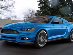 Latest 2015 Mustang Rendering is Considered Fairly Close
