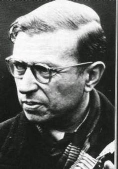 La mia ricompensa... J.P. Sartre
