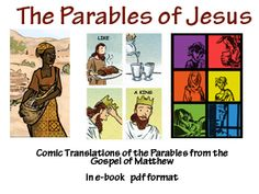 Comic translations of Parables of Jesus