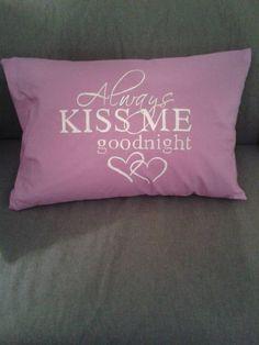 licinka / always kiss me goodnight♡♡